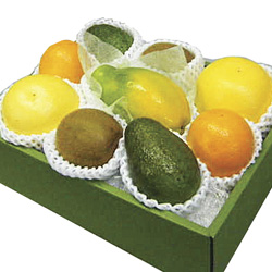 Fruits Set in a Gift Box