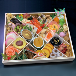1 Layers Osechi (Frozen)