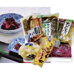 Nitakaya Pickled Assortment