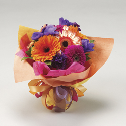 Seasonal Mixed Flower Bouquet