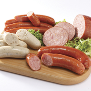 German Sausage Set (4 Kinds)