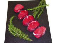 Filet Mignon: USA Farmed (USDA Choice)