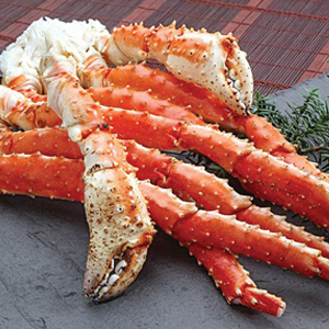 King Crab Leg (Boiled & Frozen)