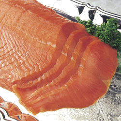 Smoked King Salmon