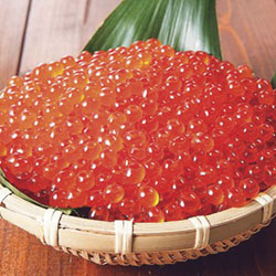 Premium Seasoned Salmon Roe