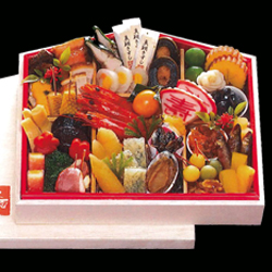 Osechi 1 layer Delux