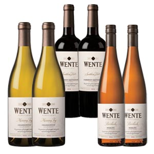 Wente Variety Selection x 6