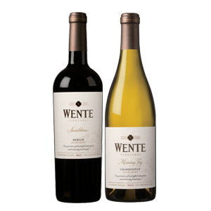 Wente Vineyard Selection (Red & White Set)