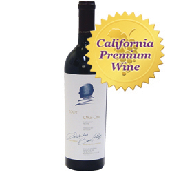 California Premium Wine: Opus One